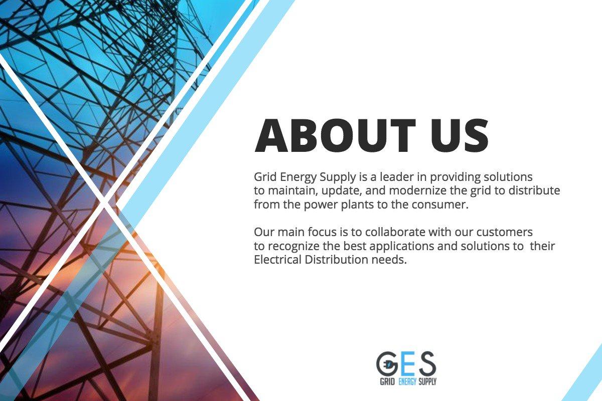 Providing Grid Energy Solutions   http://www. gridenergysupply.com  &nbsp;   #GridEnergySupply #GES <br>http://pic.twitter.com/1PTb95ZVXj
