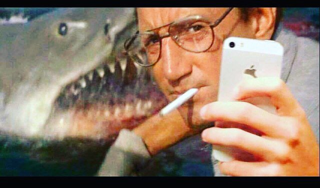 You\'re gonna need a bigger phone. #NationalSelfieDay