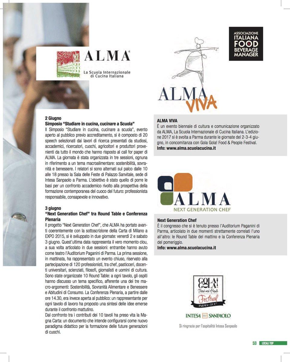 alma scuola cucina (@alma_school) | twitter - Alma La Scuola Internazionale Di Cucina Italiana