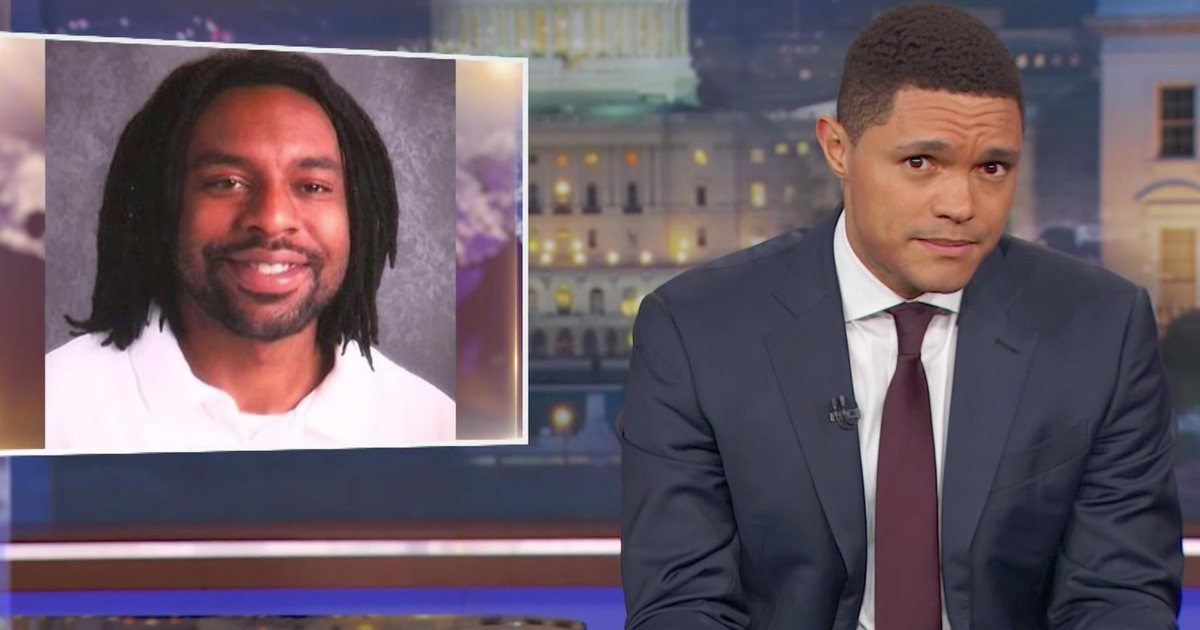 #DailyShow host @TrevorNoah says he's been stopped by police eight to...