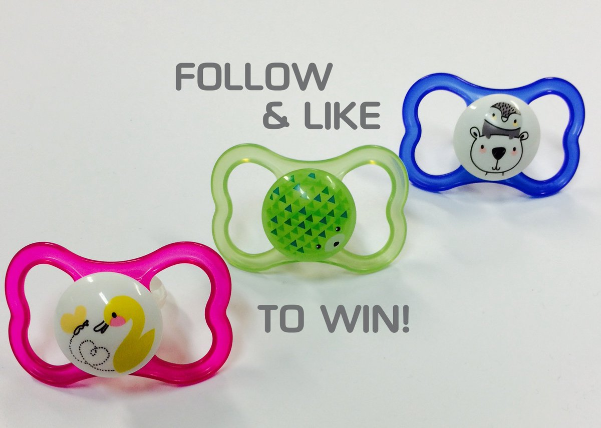 #mamsoothersunday #WIN MAM 2 pk Air Soother! 2 lucky #winners will be chosen on Tuesday #soothers #baby #newborns<br>http://pic.twitter.com/hEbmTbjUrl