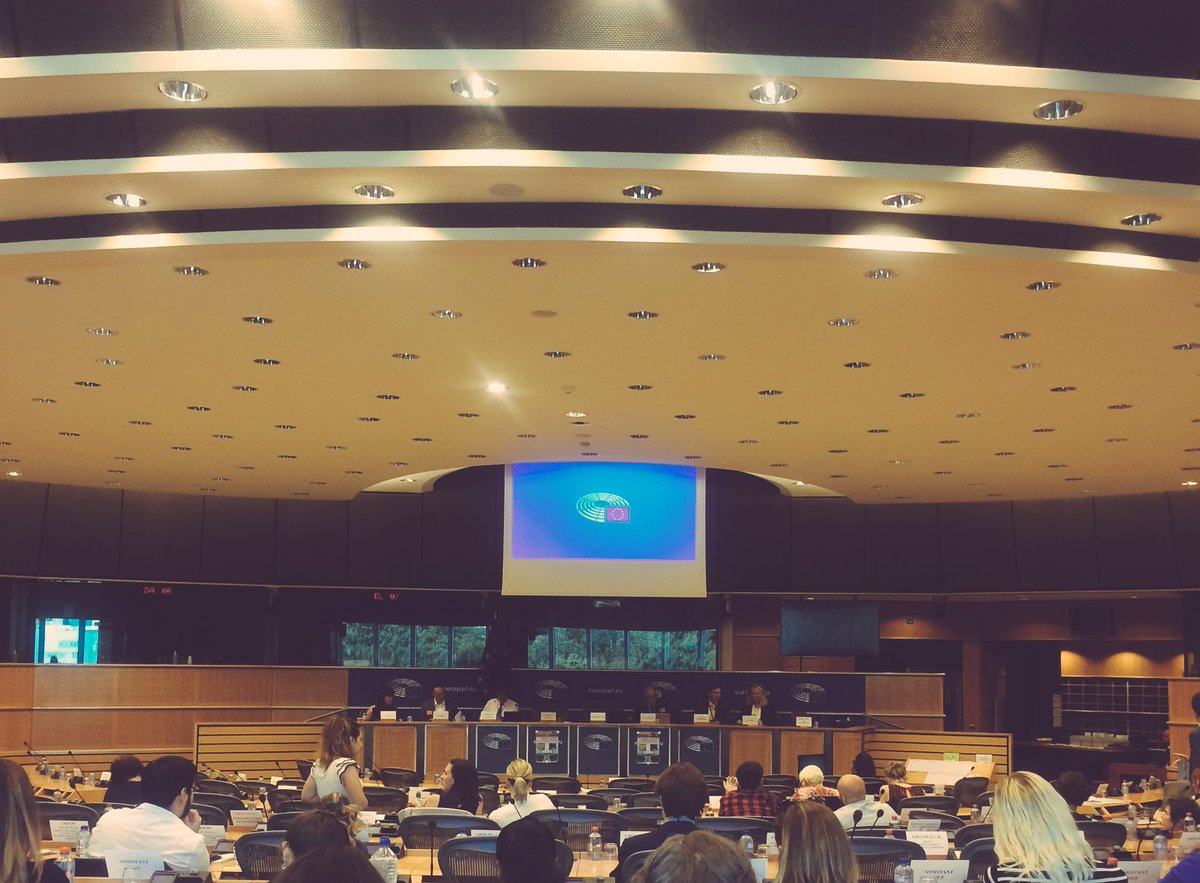 Attending @EPCulture hearing on perspective on the implications of Brexit for culture and #education.   #ErasmusPlus <br>http://pic.twitter.com/3gD9dVJBYk