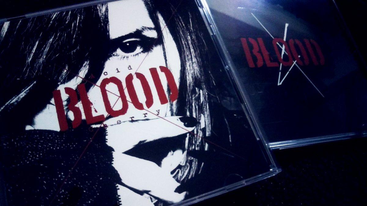 【ABC】「Acid BLOOD Cherry」 デザイナーとして参加させて頂きました。刺激的な血! https://t.co/yM1GxflX1f