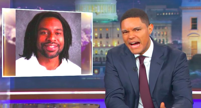 Trevor Noah: NRA should 'be losing their goddamn minds about' Philando Castille — but he's black https://t.co/uxUFXQ4sfv