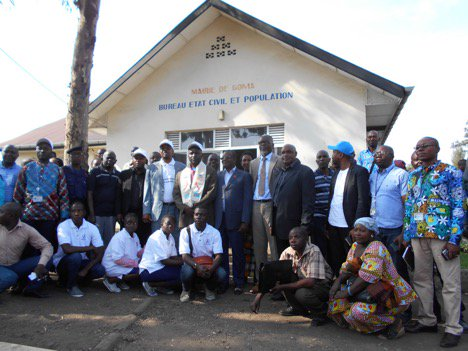 #DRC #Goma Urban Council signs the Paris Declaration on #HIV  https:// goo.gl/5Tw8zL  &nbsp;   #cop21 <br>http://pic.twitter.com/dleNRbcpgq