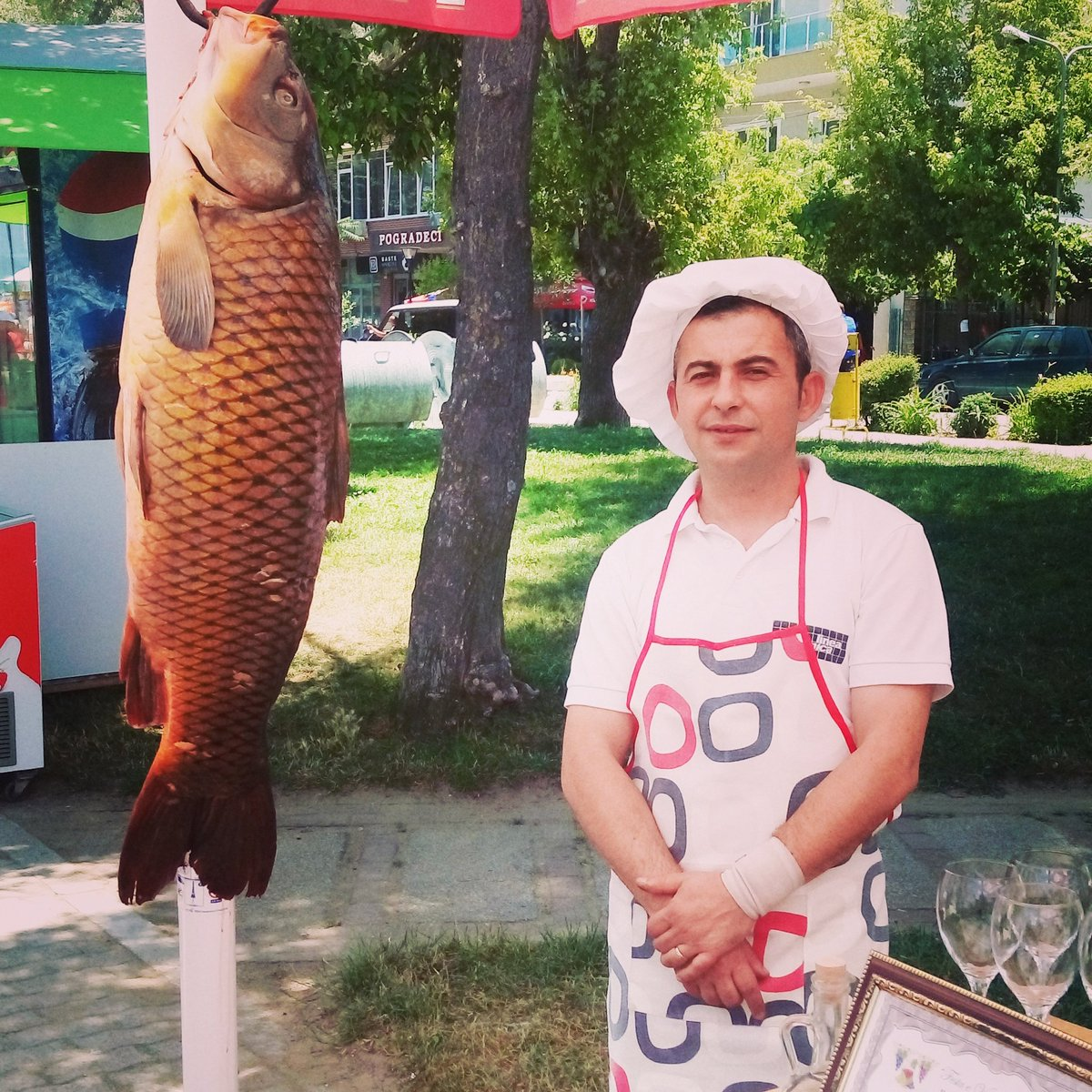 Day of Ohrid lake in #Pogradec #Albania #Goyourownway #artisans #gastronomy #freshair<br>http://pic.twitter.com/YqqQI8OoUd