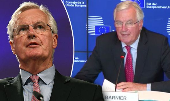 UK exiting single market will DESTABILISE Brussels: Barnier's SHOCK admission on Brexit https://t.co/Xxnl09NBMI
