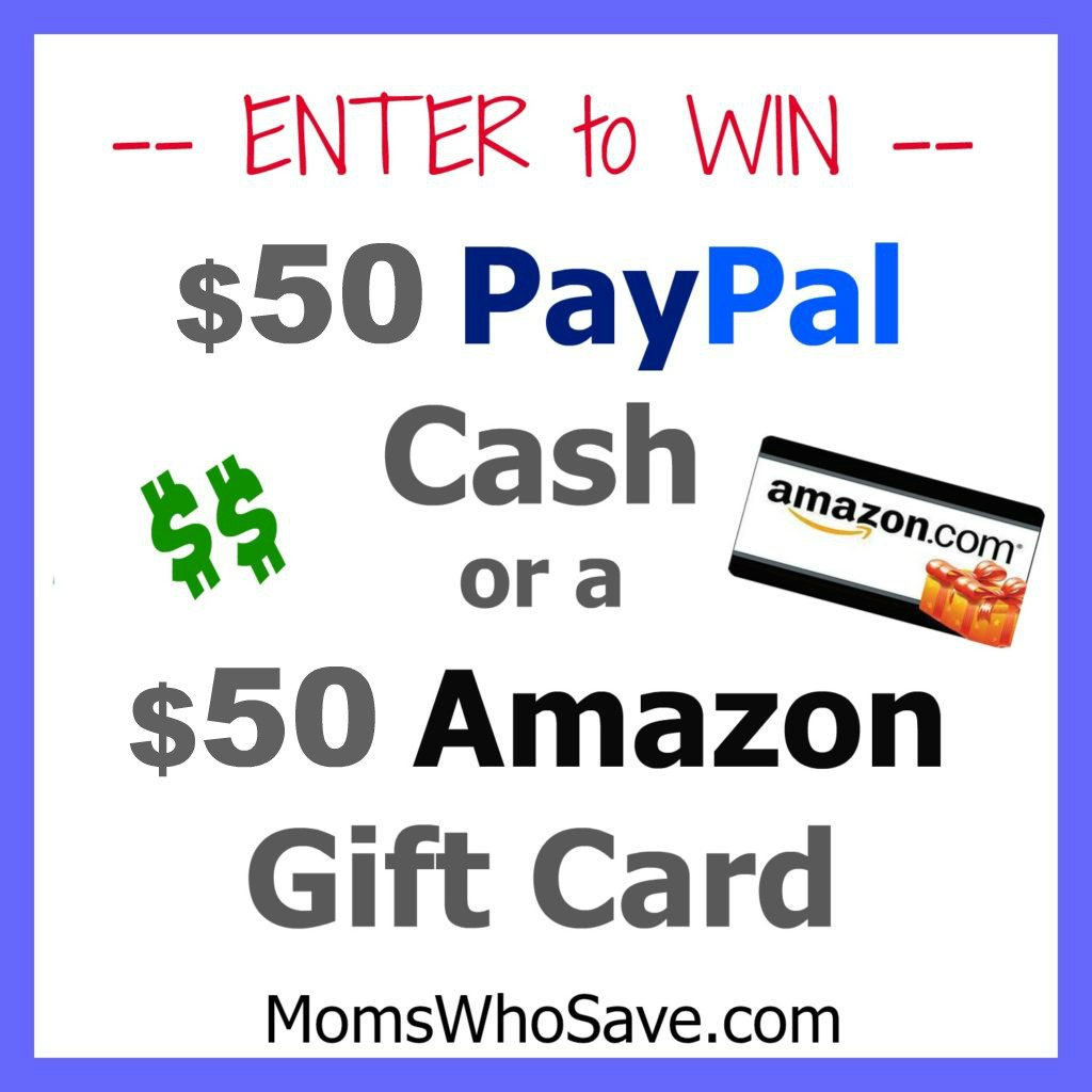 Enter the #giveaway @MomsWhoSave -- #Win $50 Paypal #cash or #Amazon gift card! <br>http://pic.twitter.com/PTxfTp02WB  http:// momswhosave.com/2017/06/giveaw ay-paypal-cash-or-amazon-gift-card.html/ &nbsp; …