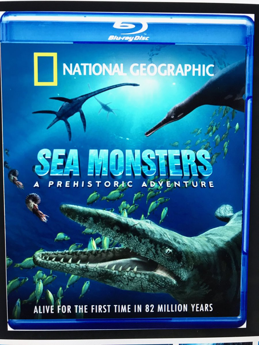 Stories of #fossils inspire recreation in movies and video games. #Cretaceous #publications #research #storiesMW #MuseumWeek #seamonsters<br>http://pic.twitter.com/bBWj9AFaVJ