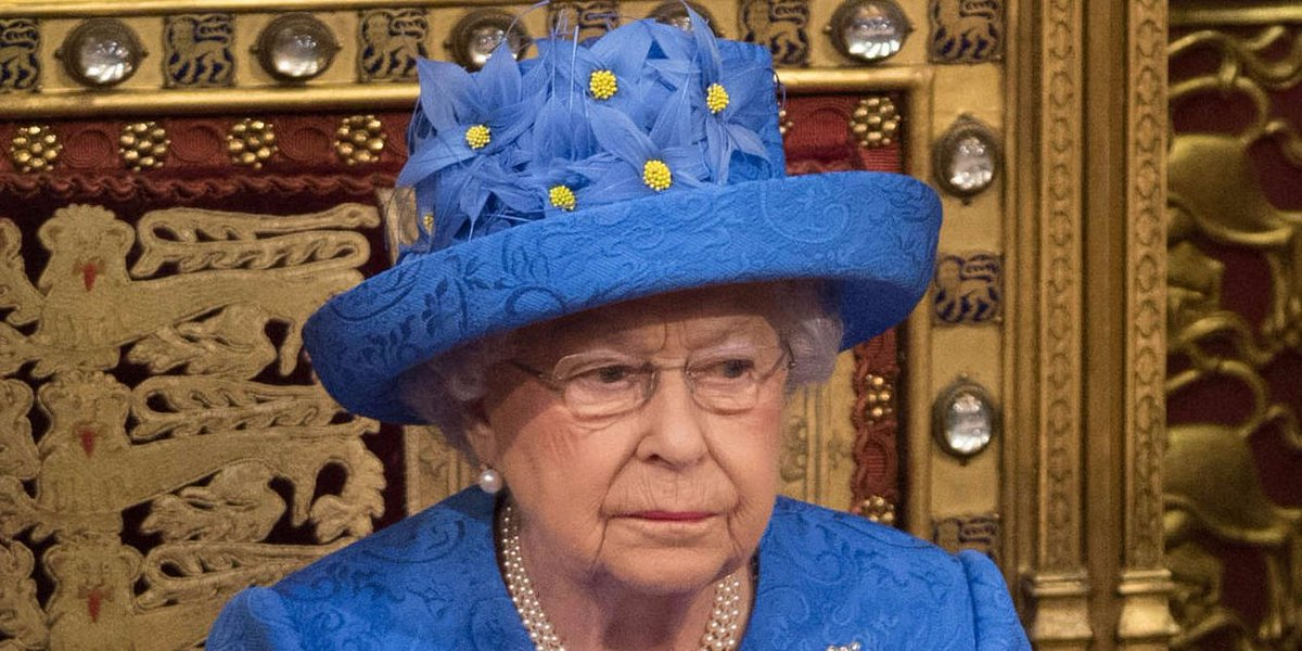 """""""As Head of State The Queen must remain strictly neutral with respect to political matters"""" https://t.co/WWgQOkBeC7"""