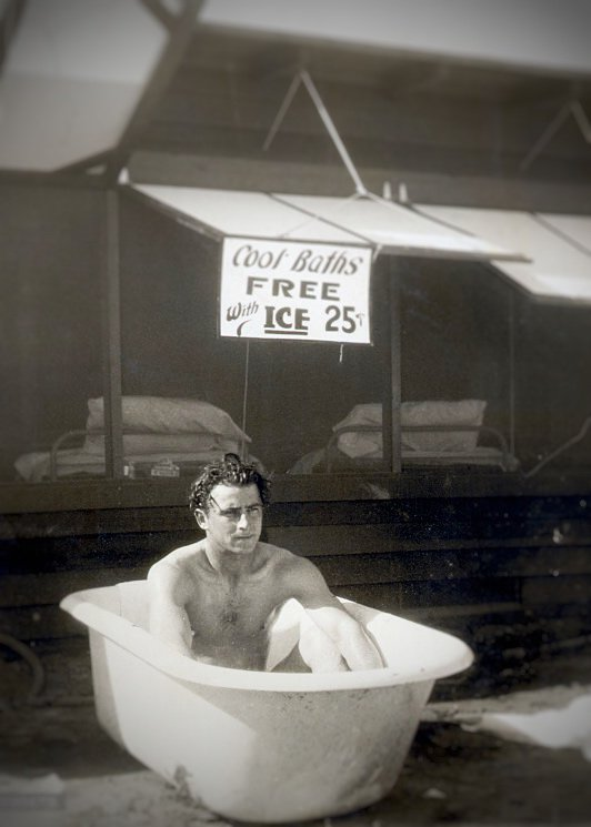 test Twitter Media - Why not cool down and enjoy a range of health benefits from an ice bath on the hottest day in June since 1976! #hottestdayoftheyear https://t.co/9bhn3NMlXT