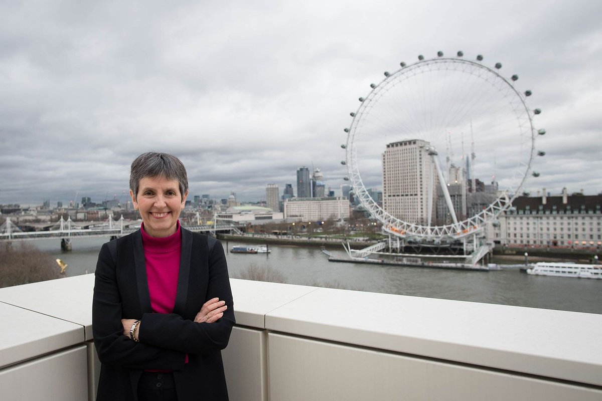 Meet Cressida Dick, the woman in charge of keeping London safe – https://t.co/QSuYyHn6cd