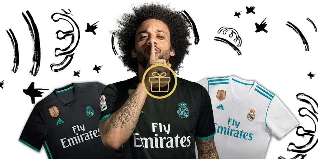 #RealMadrid Get your hands on a double prize - our home and away shirts signed by @MarceloM12 Sign up now!    http:// bit.ly/win_signed_shi rts_Marcelo &nbsp; … <br>http://pic.twitter.com/WsaxO4ZWek