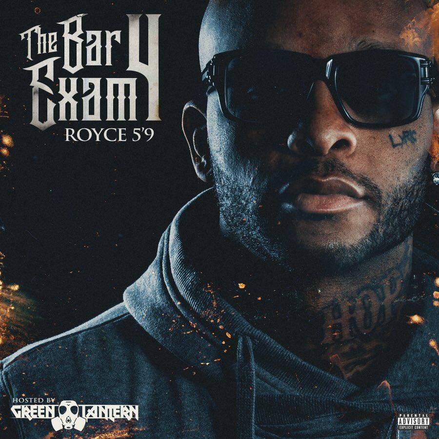 royce da 5 9 new mixtape
