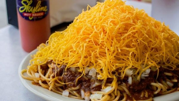 Cincinnatians are fiercely loyal to Skyline Chili, study says https://t.co/WbinTjFDnq