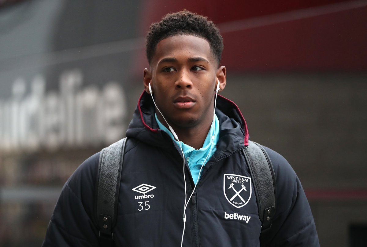 1 - @Reeceoxford_ could become the first Englishman to play for @borus...