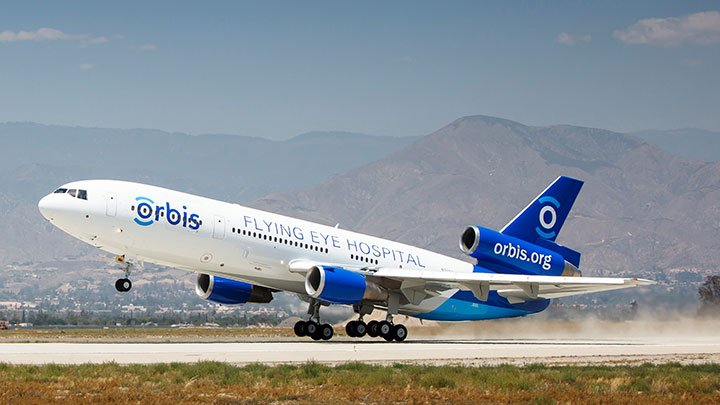 Orbis Flying Eye Hospital receives a three-year $1m (USD) contribution to support its work @ukorbis  http:// ow.ly/9xNJ30cMkmq  &nbsp;   #Eyecare #Health<br>http://pic.twitter.com/eHfvGHZrz7