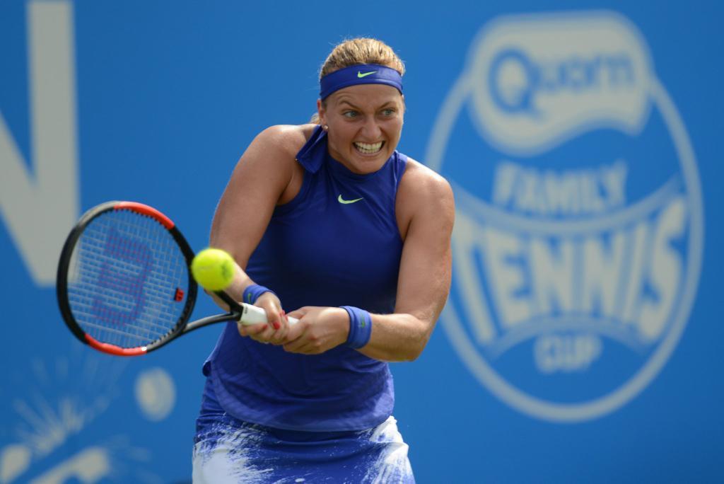 Birmingham | Petra Kvitova (🇨🇿) se instala en 4tos de final, venció a...