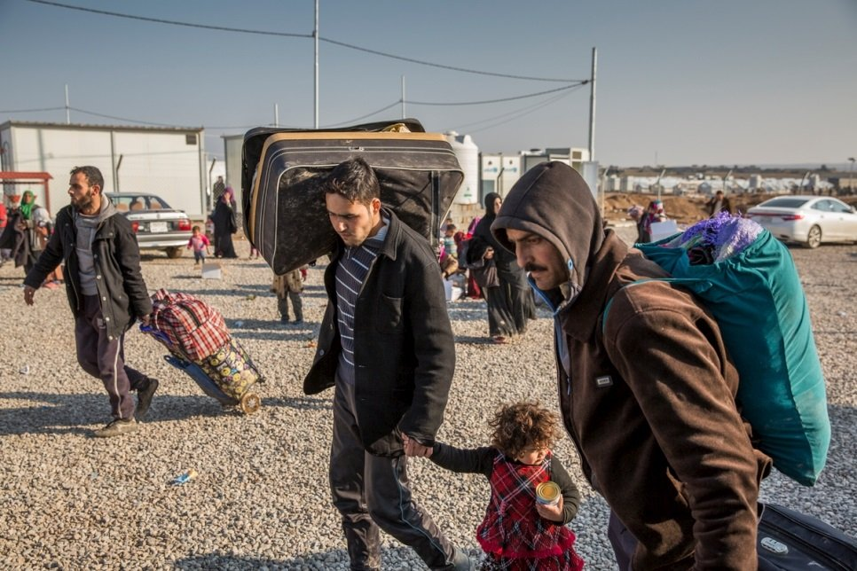 UNHCR reports of 65 million #migrants worldwide. May weaken #economies of few countries. Are these #demographic changes manmade &amp; motivated?<br>http://pic.twitter.com/c8GkLThVWS