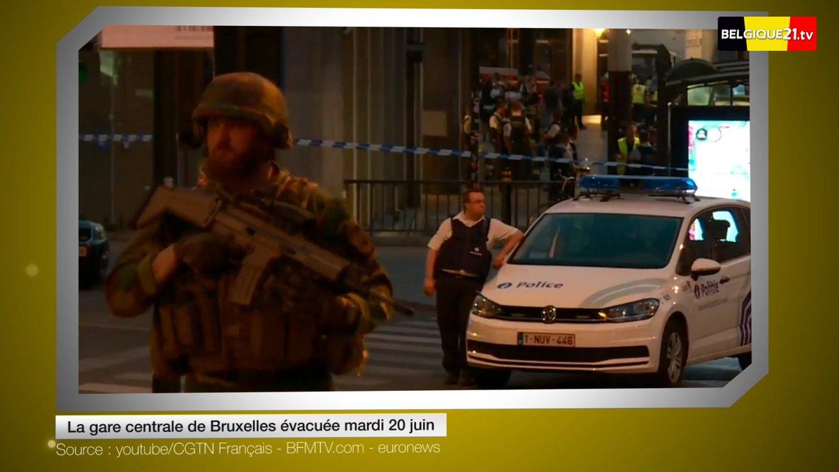 La #garecentrale de #Bruxelles évacuée mardi 20 juin  https:// goo.gl/AhejZh     #Belgique #attaque #ChampsÉlysées #Paris #explosionpic.twitter.com/k4m89SeyPB