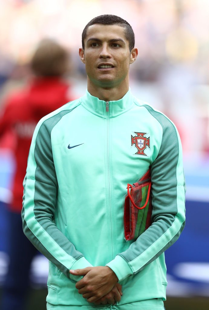 Cristiano Ronaldo's tournament record for Portugal:  Euros: ⚽️⚽️⚽️⚽️⚽️⚽️⚽️⚽️⚽️ World Cup: ⚽️⚽️⚽️ Confederations Cup: ⚽️ Olympics: ⚽️  🇵🇹