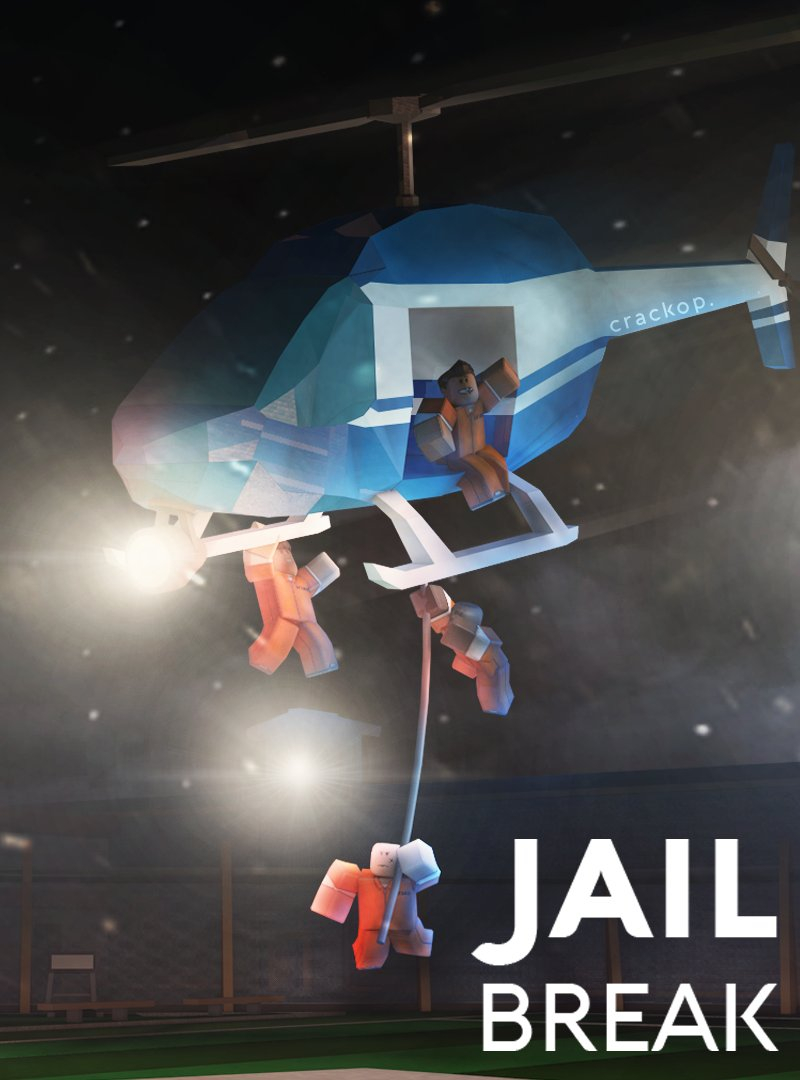 Evan Crackop On Twitter Jailbreak Wallpaper And Poster Please RT So The Devs Can See It 3 Asimo3089 Badccvoid ROBLOXDev
