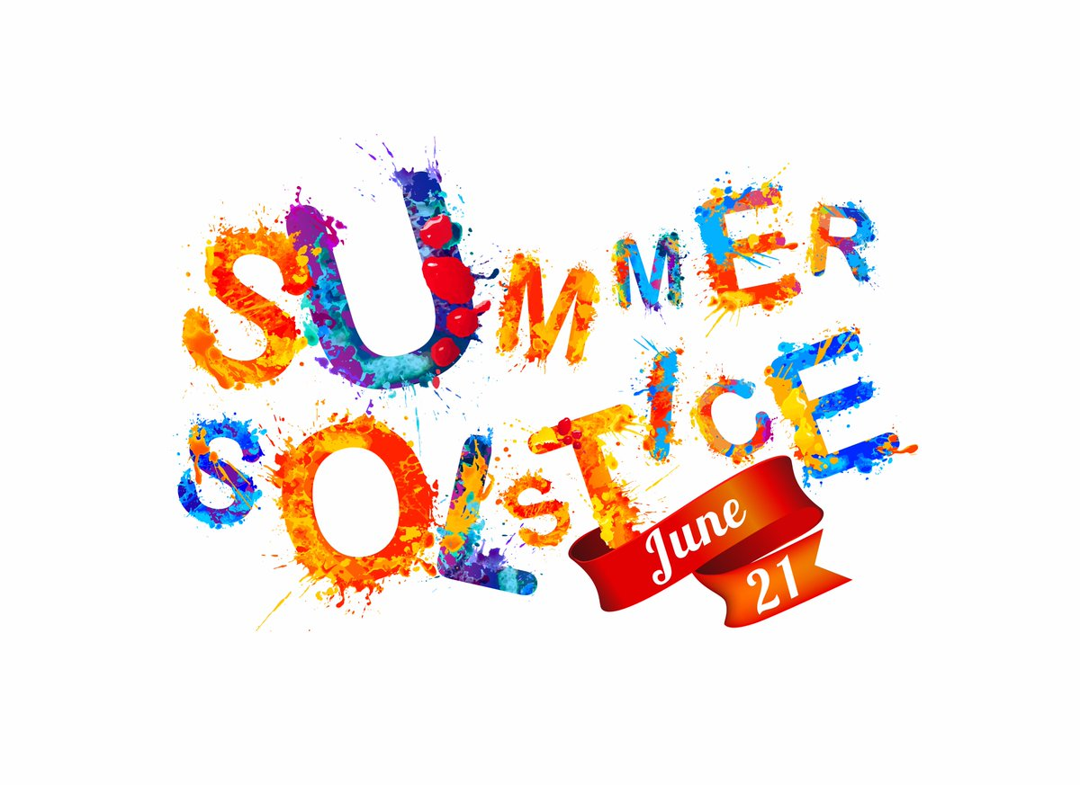 #DidYouKnow? Today is the #SummerSolstice! That means that we get to enjoy 16 hours and 38 minutes of daylight..woohoo!  #ukbizhour #happy<br>http://pic.twitter.com/2F914qxoET