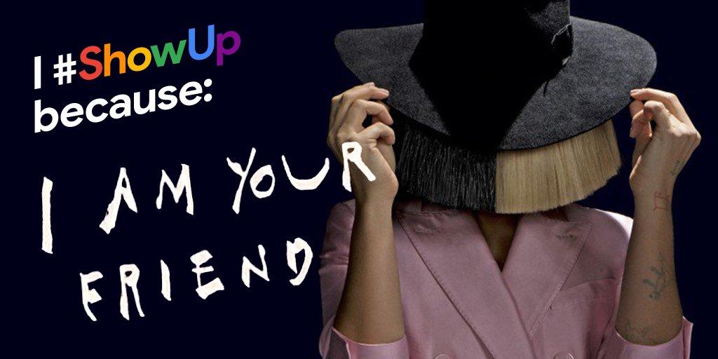 Spread the love & #ShowUp with #Google �� ❤️https://t.co/V2pvefbhjQ - Team Sia https://t.co/eMYqv8ga6Q
