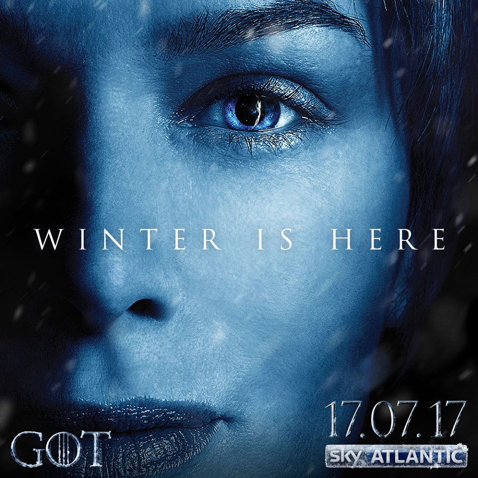 """Whatever stands in our way, we will defeat it."" #GoTAtlantic #HomeofThrones #WinterisHere #GameofThrones #GoTS7 https://t.co/pEKPbASjZL"