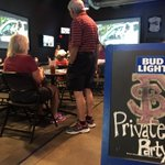 #FSU baseball fans slowly trickling in here at @DJsDugout in downtown Omaha. #CWS