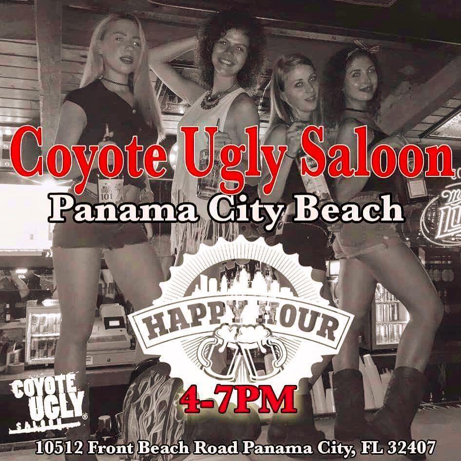 Coyote ugly saloon panama city beach