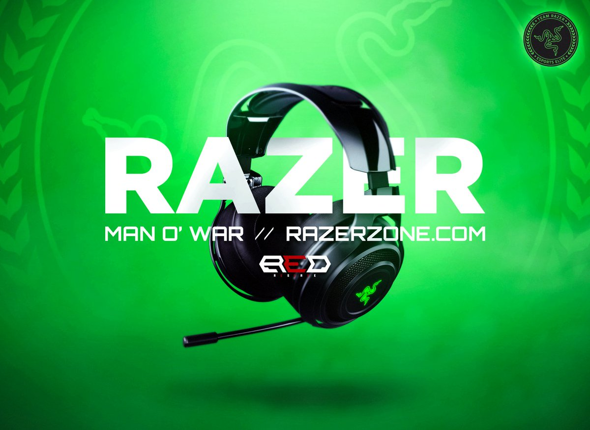 In need of a new headset? get the @Razer Man O' War today!   https://t...