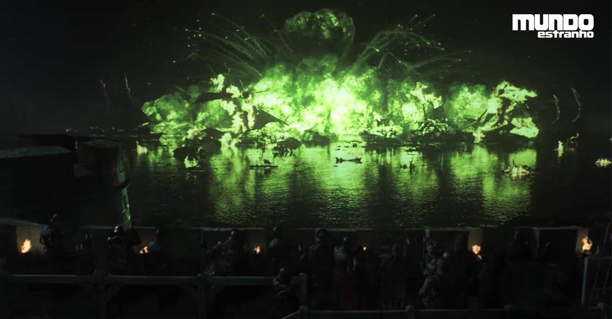 "O Fogovivo de ""Game of Thrones"" existiu mesmo? https://t.co/mSdVvSD2qR"