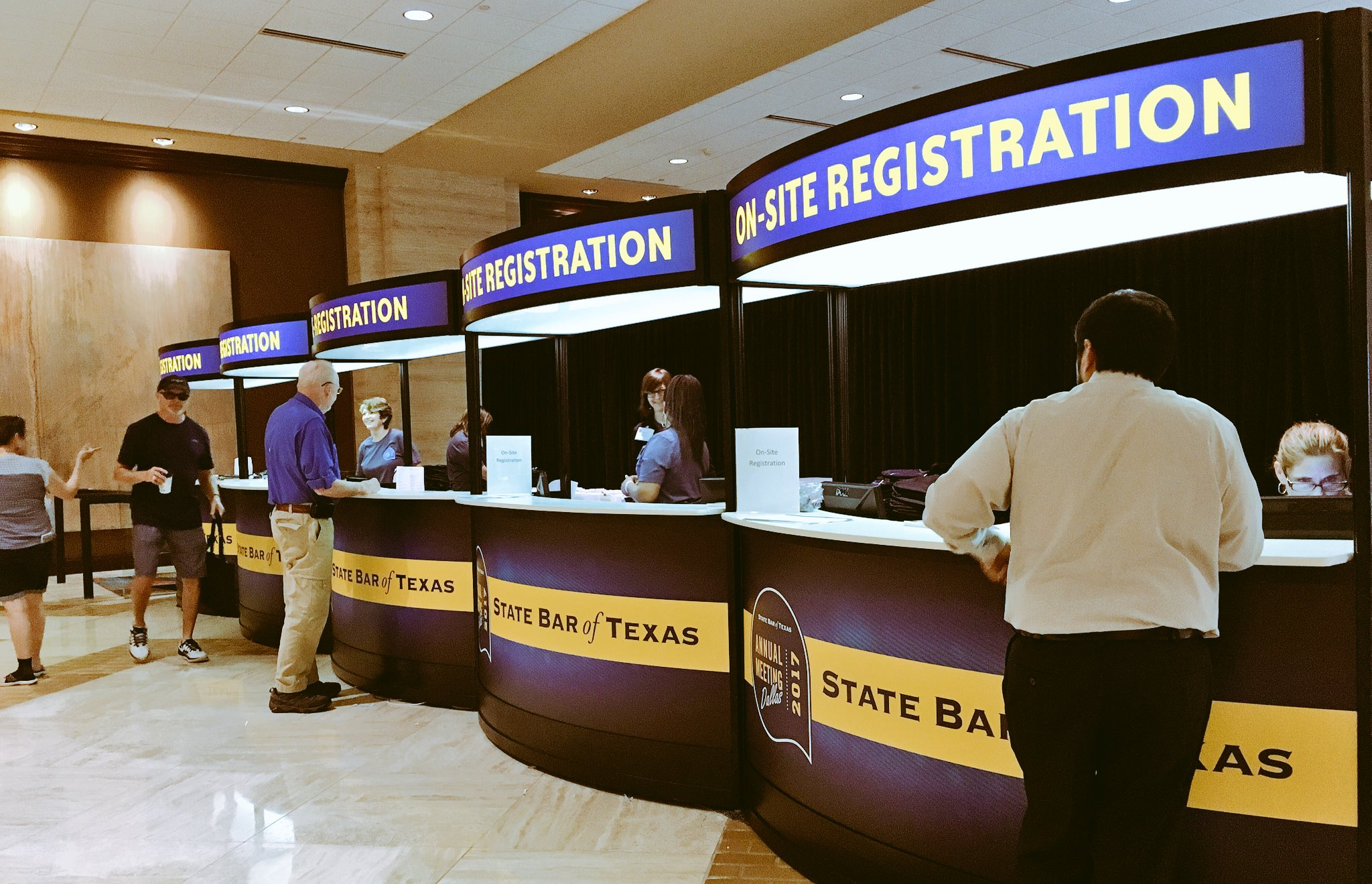 Early registration for #sbot17 at the @HiltonAnatole is now underway from 4-6! https://t.co/JXfcun68wM