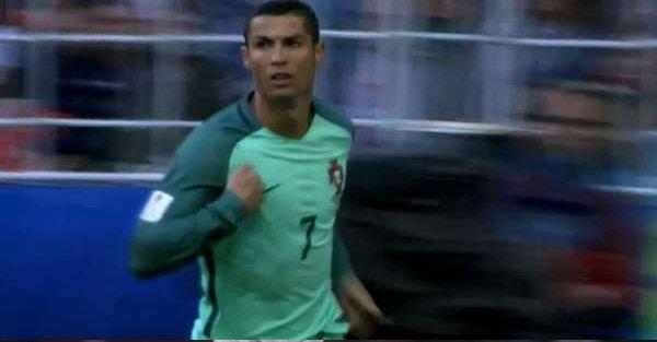 #CopaConfederaciones | Con gol de #CristianoRonaldo, #Portugal le ganó...