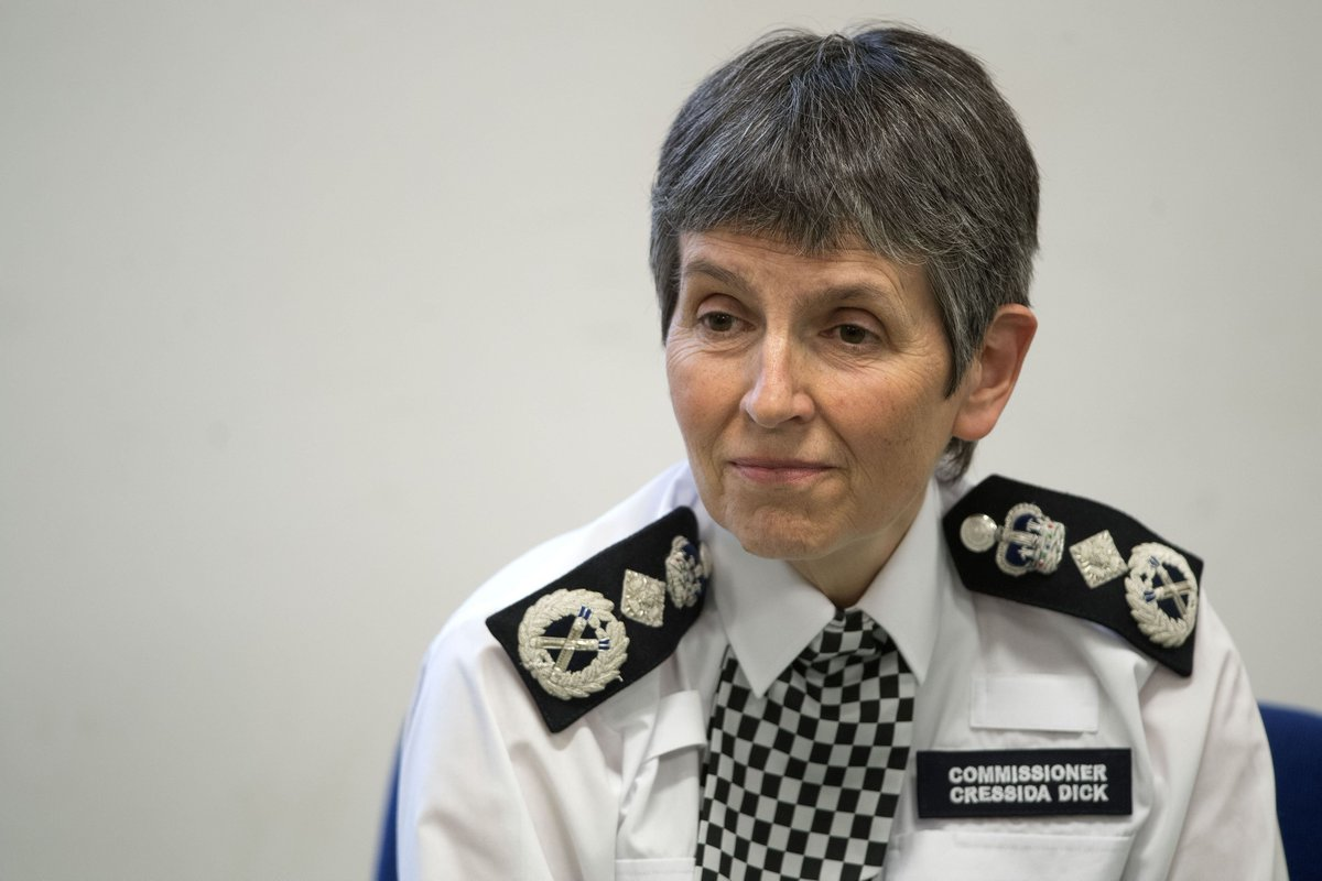 Stretched police are shelving other inquiries to focus on terrorism, says Met Police chief Cressida Dick. How worrying is this?