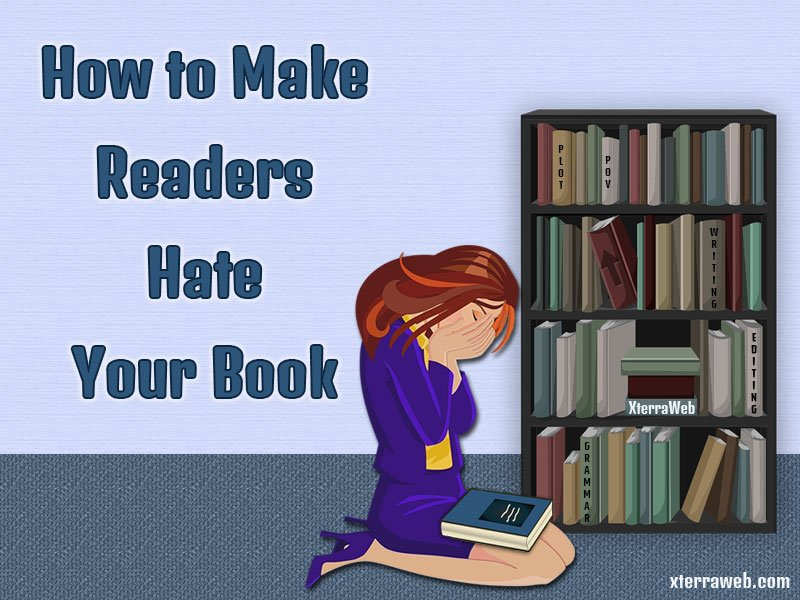 Bad #bookreviews? Want #readers to enjoy your book? Avoid these 15 things #writetip #amwriting  http:// bit.ly/2all2Ct  &nbsp;  <br>http://pic.twitter.com/bbCL7WRC5o