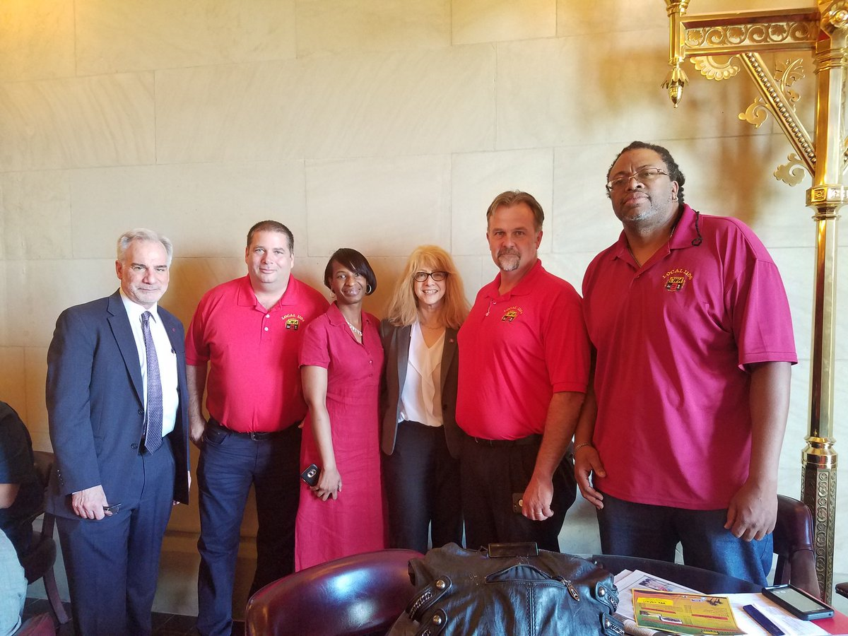 Proud to stand with @CWADistrict1 and @c...