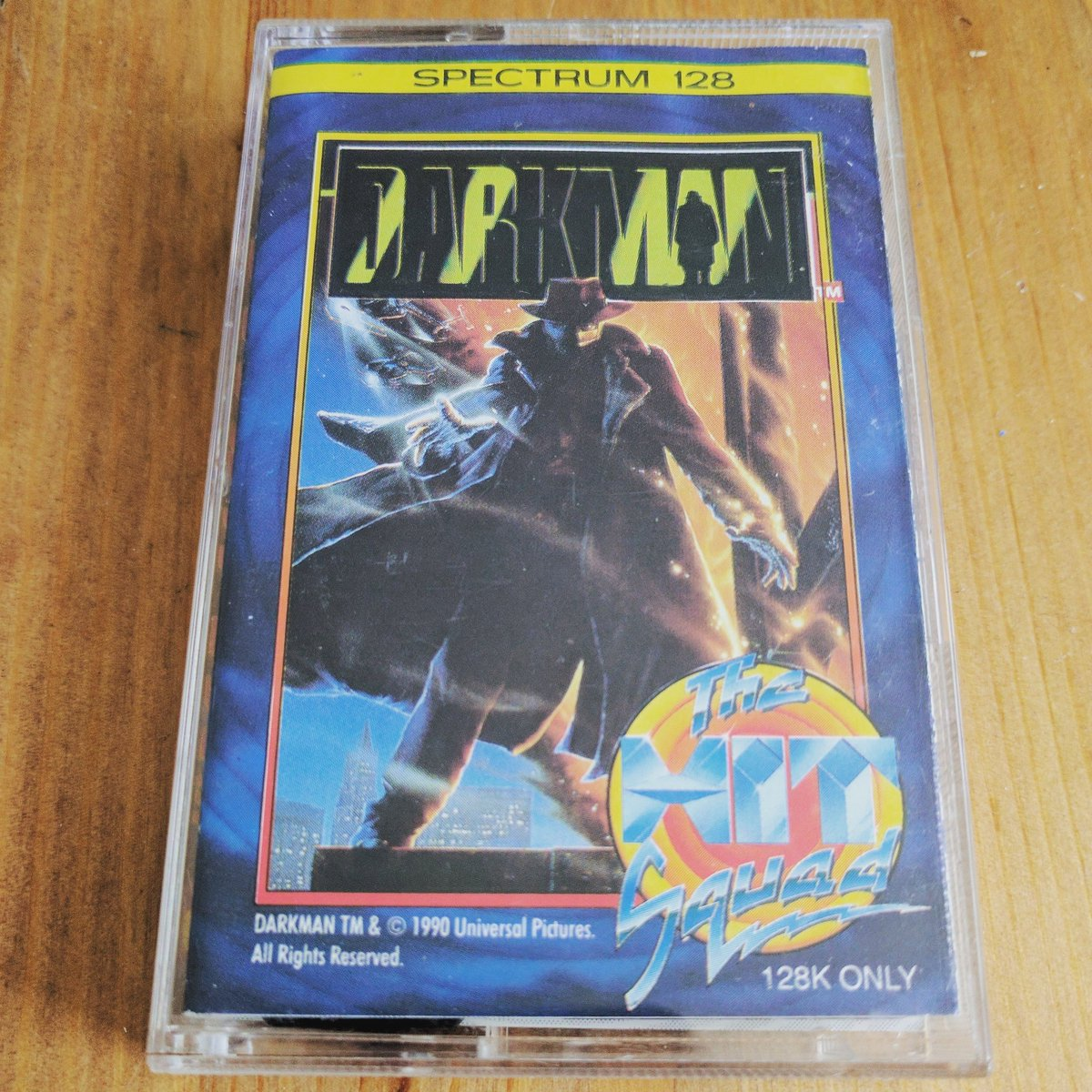 Only just bagged me one of the rarest #zx #spectrum #HitSquad games. My hit squad collection is now % complete. #retrogaming<br>http://pic.twitter.com/Rg6XV3ZXKV