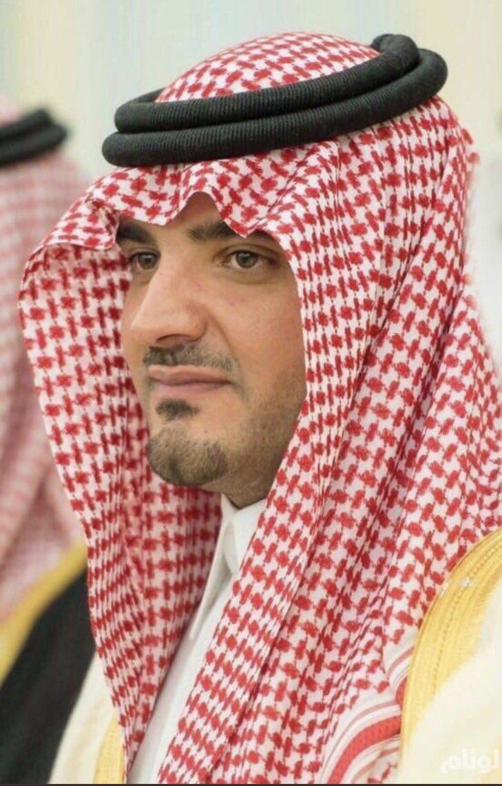 أبارك لأخي الأمير عبدالعزيز بن سعود بن ن...