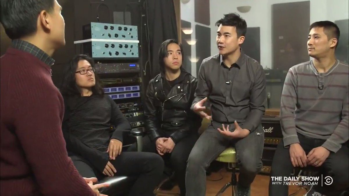 An Asian-American band was almost legally barred from trademarking the name 'The Slants.' @ronnychieng reports: