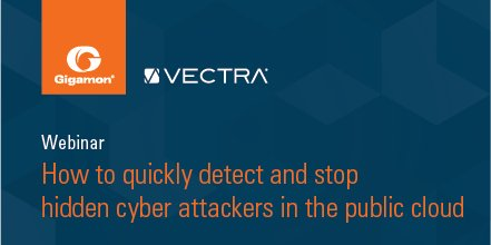 Learn how to quickly detect/thwart #cloud infrastructure attackers @ our webinar w/@Vectra_Networks!  https:// event.on24.com/wcc/r/1436281/ 342A5C9FFBEAF7F2F854B7ACC1DFBE21 &nbsp; …  #SeeWhatMatters <br>http://pic.twitter.com/zTQtIyjGrm