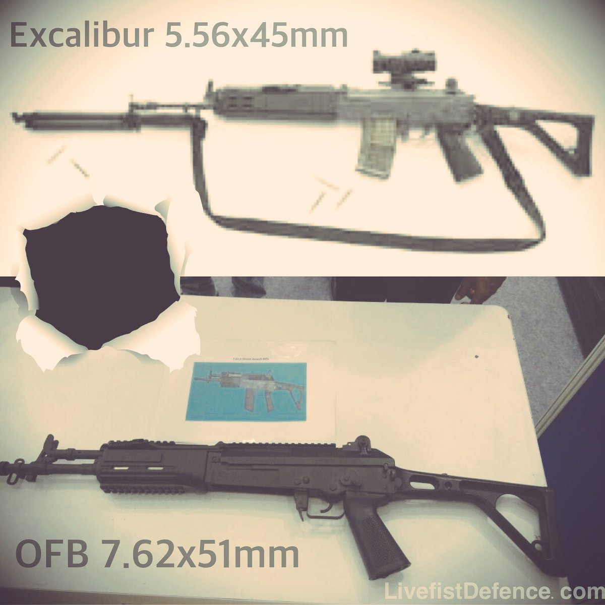 Livefist on twitter after rejecting drdoindia excalibur 556mm livefist on twitter after rejecting drdoindia excalibur 556mm rifle in 2016 indian army rejects ofb 762mm rifle now altavistaventures Images