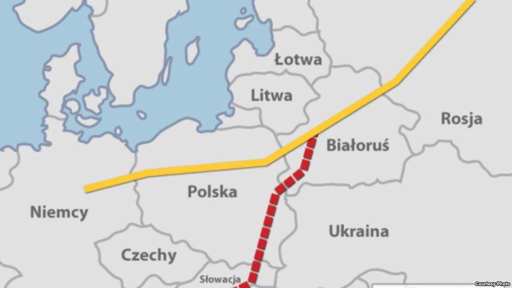 Польша не будет принимать российский газ до пятницы из-за низкого качества, - Gaz-System - Цензор.НЕТ 6339