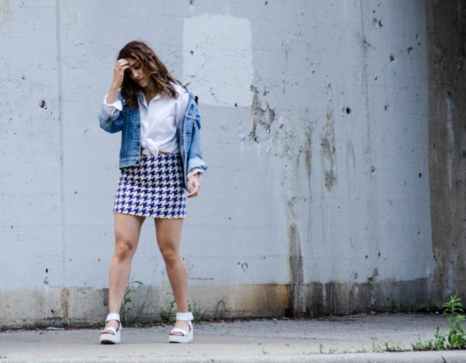 Five 90s Inspired Skirts You'll Want ASAP