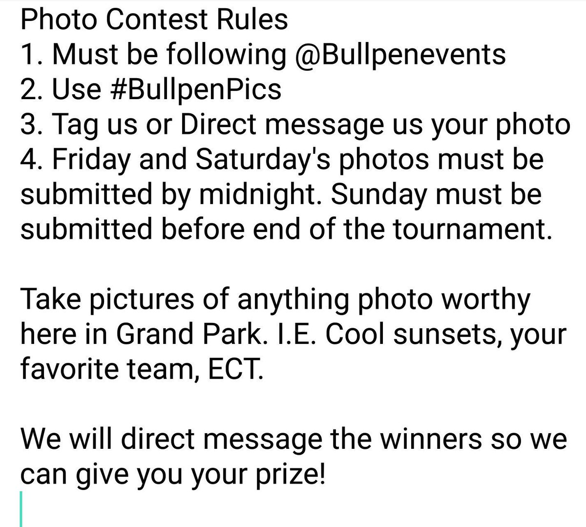Bullpenevents photo