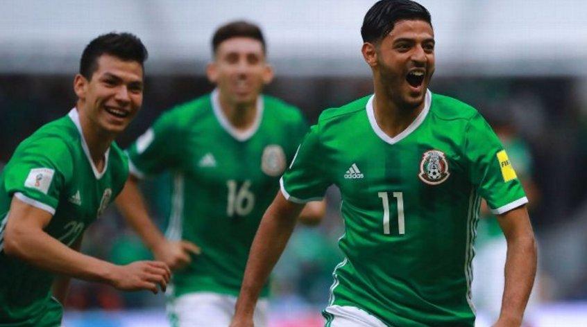 Match #2. Let&#39;s do this #ConfedCup #Mexico <br>http://pic.twitter.com/JJ4p8c55vW