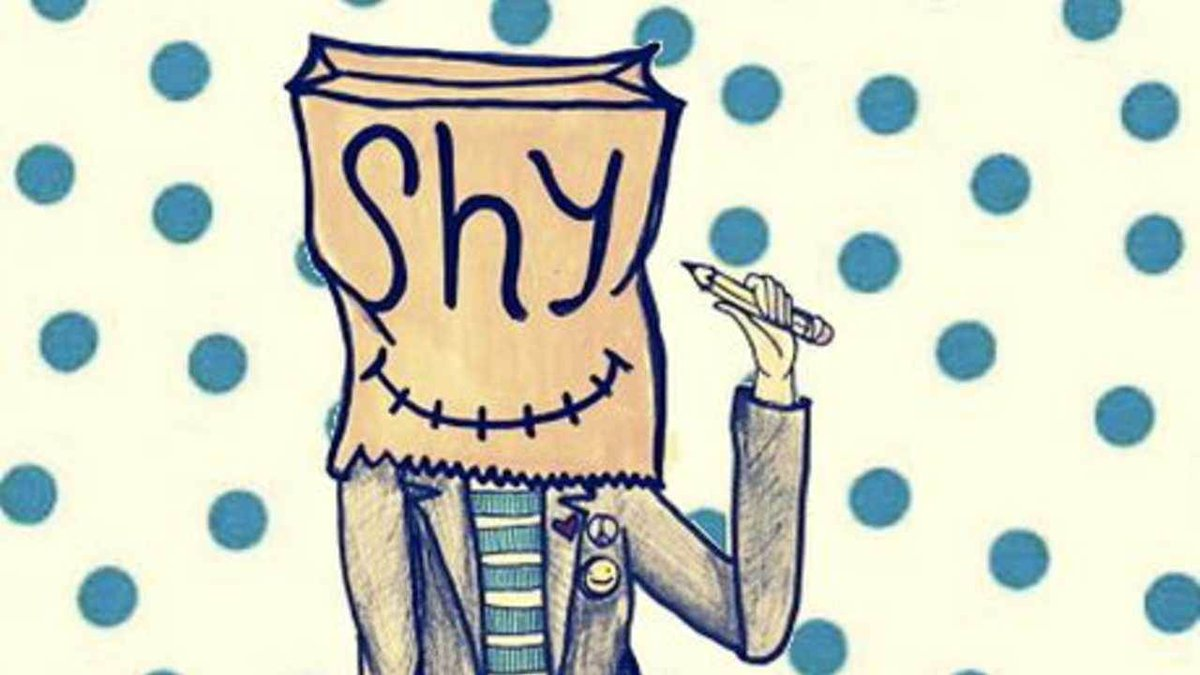 Don&#39;t let shyness hold you back from living your life to the fullest! #shy #books @doctorgoldsmith @marlena_hunter   https:// goo.gl/s4orre  &nbsp;  <br>http://pic.twitter.com/dm8WQjLVUP
