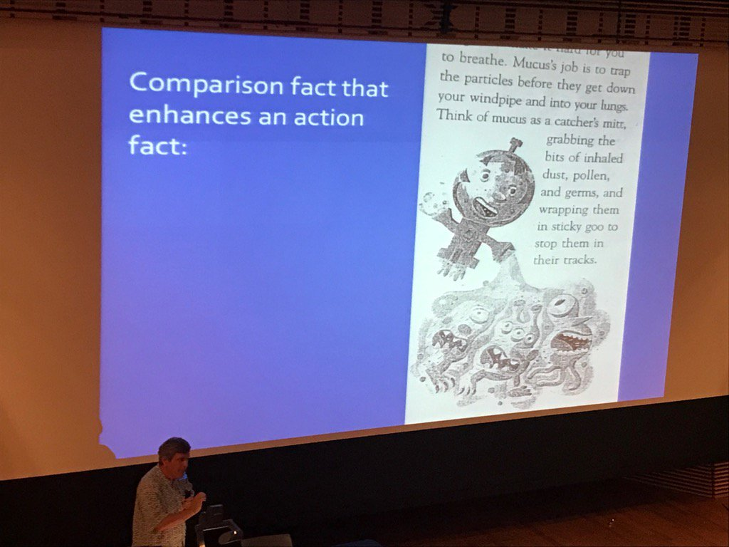 One type of fact enhancing another type of fact... #carl #TCRWP<br>http://pic.twitter.com/vOV9ROAkSi