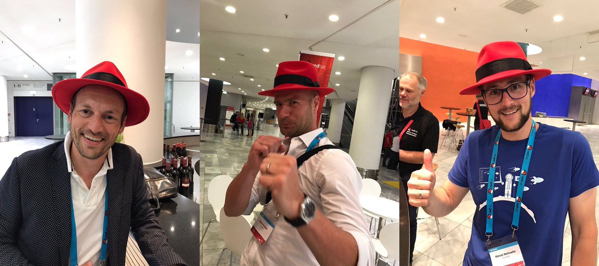 Dynatrace at Red Hat Summit EMEA